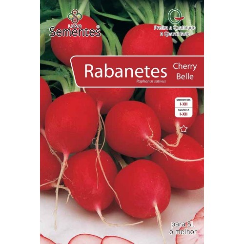 Rabanete Cherry Bell