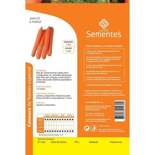 Cenoura Nantes Especial
